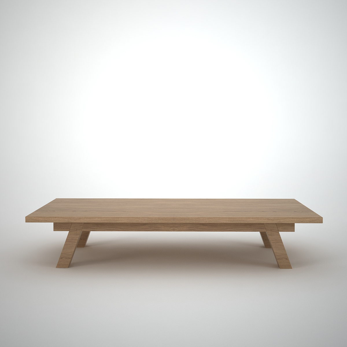 Ottawa Oak Coffee Table Join Furniture