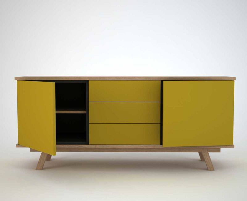 contemporary sideboards join furniture. Black Bedroom Furniture Sets. Home Design Ideas